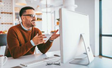 O crescimento das videoconferências